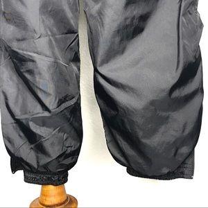 Nike Pants - Nike Black Lined Windbreaker Track Pants A120573